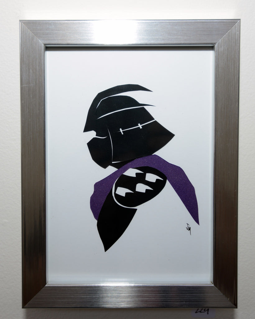 "229.  ""Shredder (Ninja Turtles)"" by Jordan Monsell - Hero Complex Gallery"