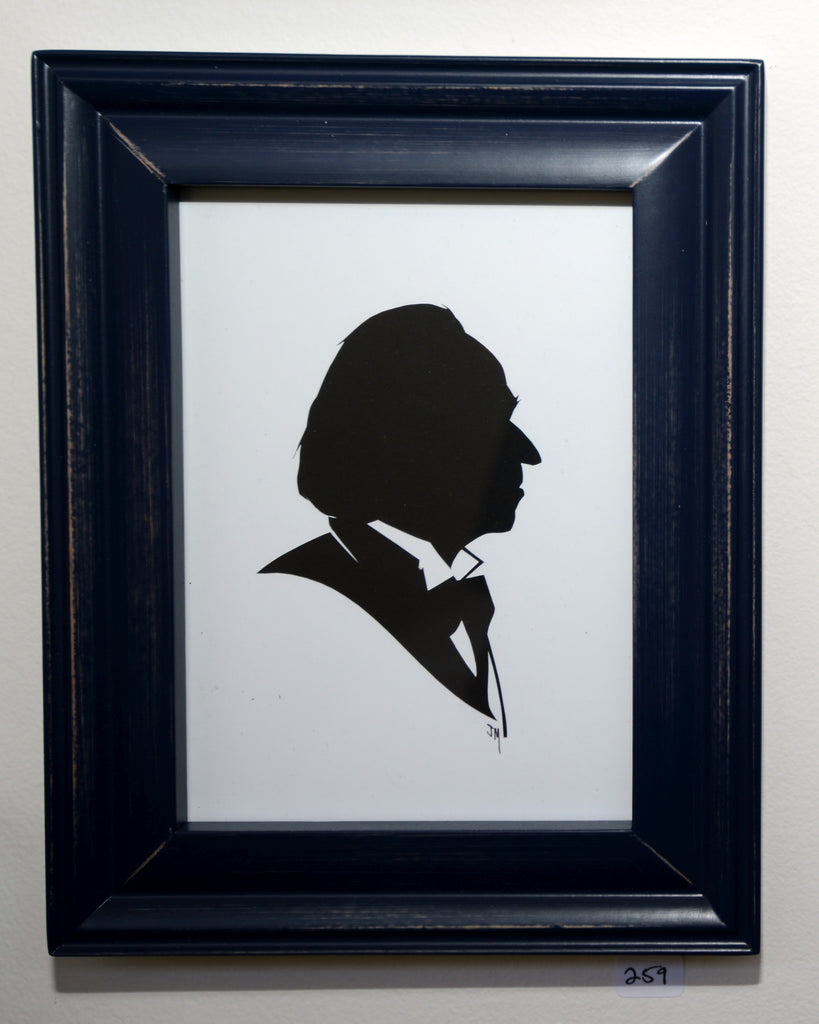 "259.  ""The 1st Doctor (Doctor Who)"" by Jordan Monsell - Hero Complex Gallery"