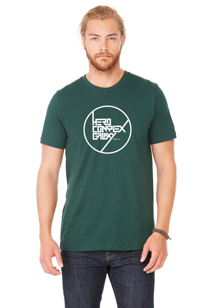 NYCC HCG T-shirt - Forest Green