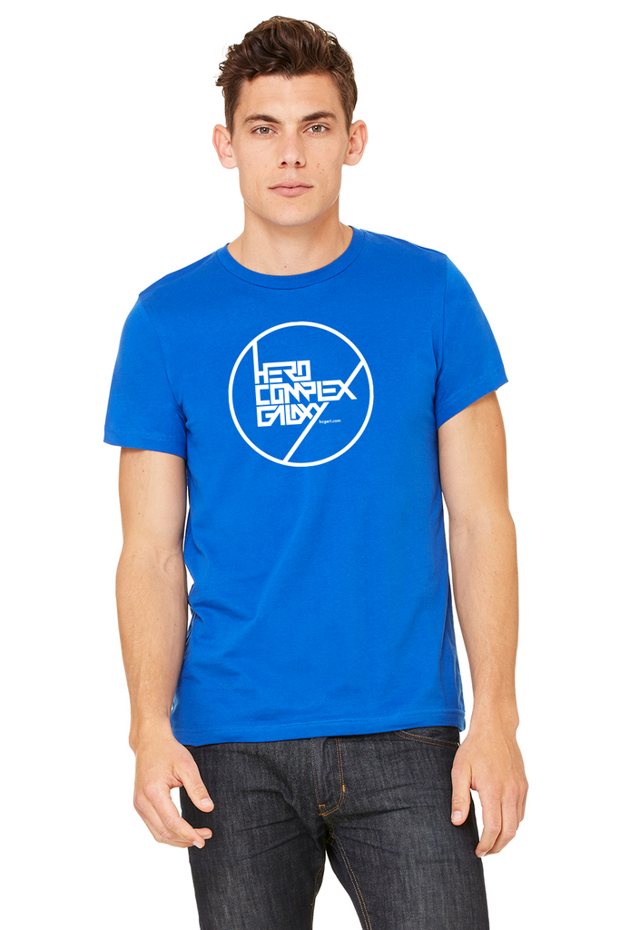 NYCC HCG T-shirt - Royal Blue