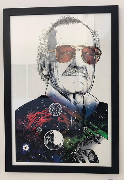 """Stan Lee"" by Joshua Budich"