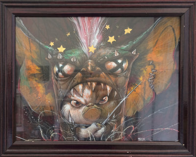 """Gizmo Wins"" by Timothy Tang - Hero Complex Gallery  - 2"