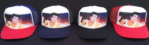 Trucker Hat by Craig Drake - Hero Complex Gallery  - 1