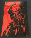 """Age of Ultron"" Red Foil by Oli Riches - Hero Complex Gallery  - 1"