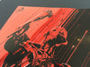 """Age of Ultron"" Red Foil by Oli Riches - Hero Complex Gallery  - 3"