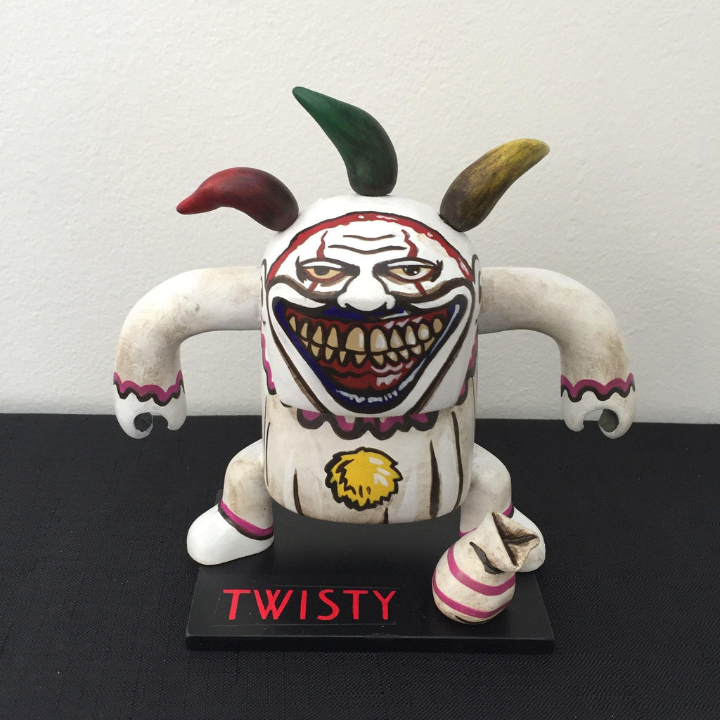 """Twisty"" by Geoff Trapp"