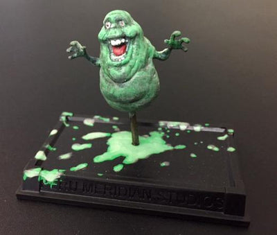 """Slimer"" Slimed by Brett Klisch"