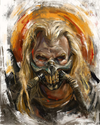 """Immortan Joe"" by Robert Bruno - Hero Complex Gallery"