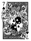 7 of Spades by JM Dragunas - Hero Complex Gallery
