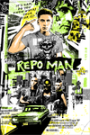 """Repo Man"" by James Rheem Davis - Hero Complex Gallery"