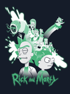 """Rick and Morty"" by Jeany Ngo"