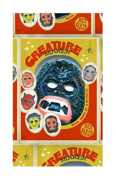 """Creature Maker"" by Jeffrey Veregge - Hero Complex Gallery"