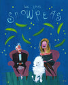 """We Love Snow Peas"" by Jennifer Ely - Hero Complex Gallery"