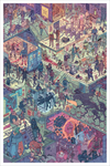 """The Raid 2: Incident on Line 13"" Giclee by Josan Gonzalez & Laurie Greasley - Hero Complex Gallery"