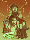 """Big Trouble in Little China"" by Juan Hugo Martinez - Hero Complex Gallery"