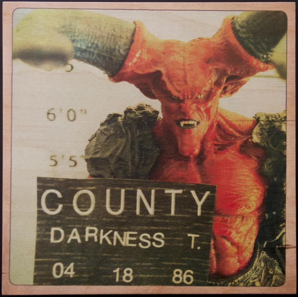 """1986 Mugshot of Darkness, T."" by Justin Dec"