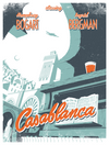 """Casablanca"" by Kevin Justin Ang $35.00 - Hero Complex Gallery"