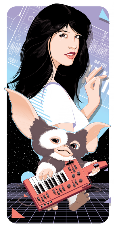 """Kate and Gizmo"" by Craig Drake"
