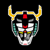 """Voltron Head"" by Kaz Oomori - Hero Complex Gallery"