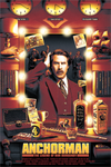 """Anchorman, Not Anchorlady"" by Kevin M Wilson / Ape Meets Girl - Hero Complex Gallery"
