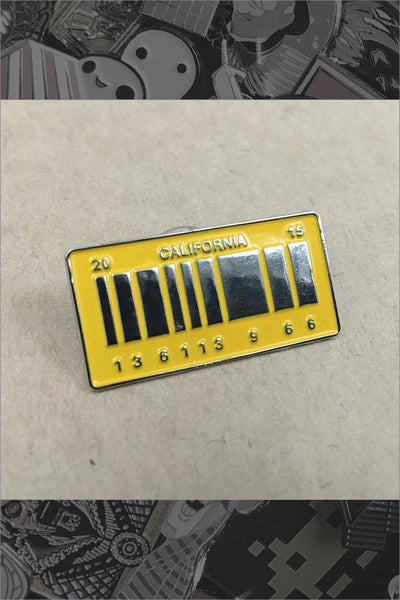 """BTTF Future Plate"" Pin by Kevin M Wilson"