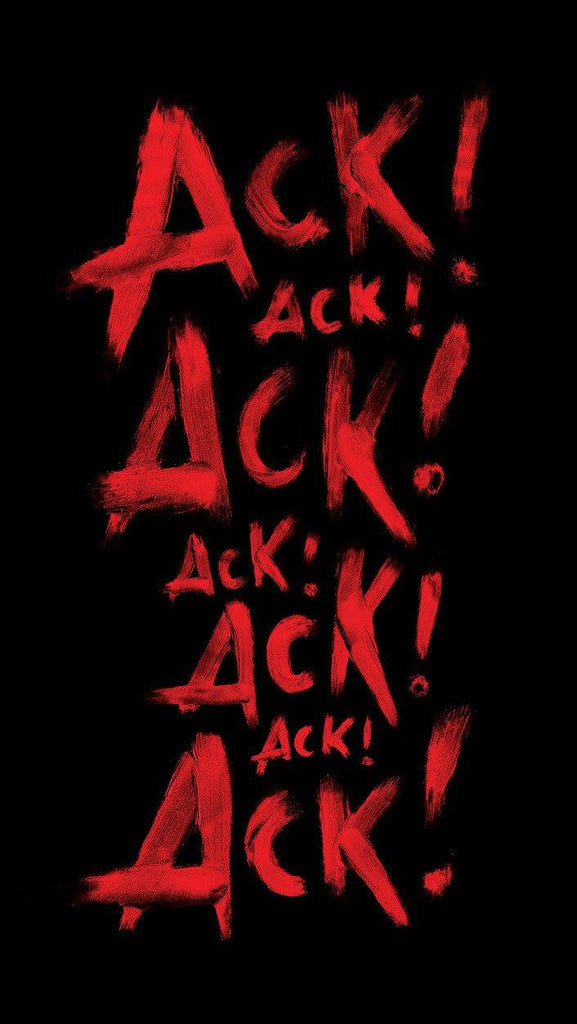 """ACK!"" by KYLE WILKINSON"