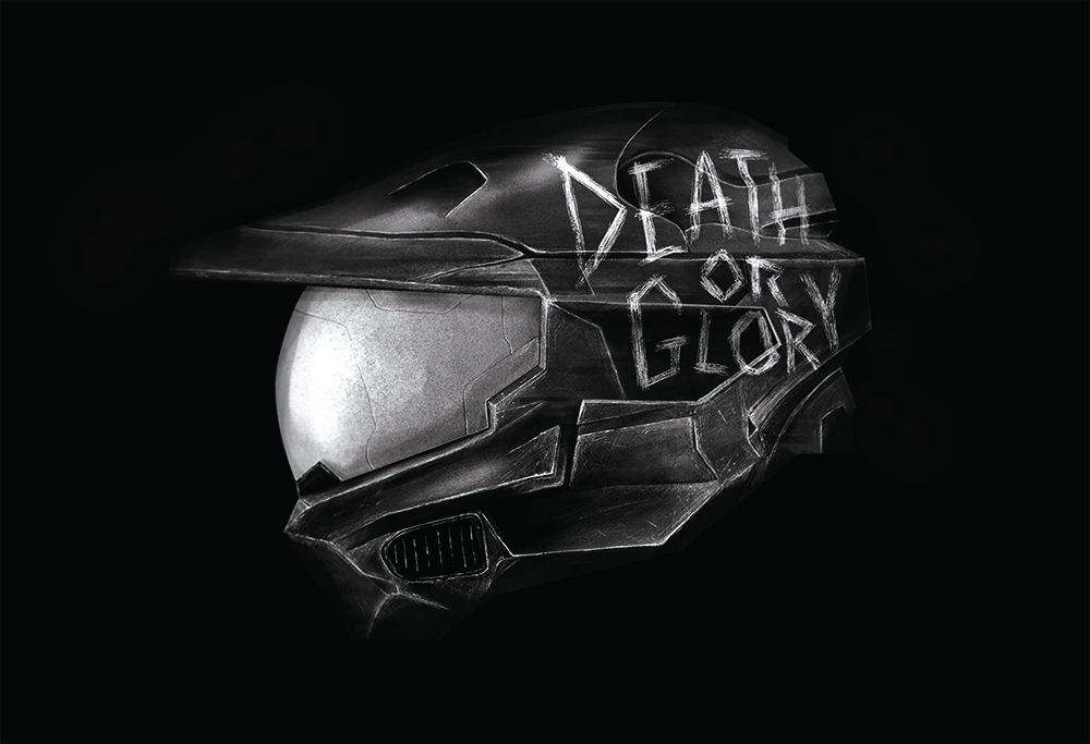 """Death Or Glory"" by KYLE WILKINSON - Hero Complex Gallery"