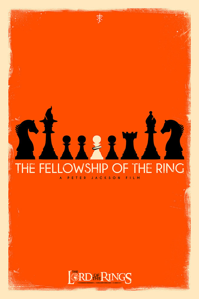 """Checkmate: Fellowship of the Ring"" by Patrick Connan"
