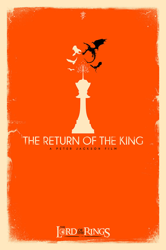 """Checkmate: The Return of the King"" by Patrick Connan"