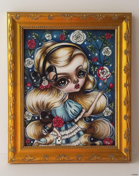 """A Very Curious Thing"" by Lauren Saxton - Hero Complex Gallery  - 1"