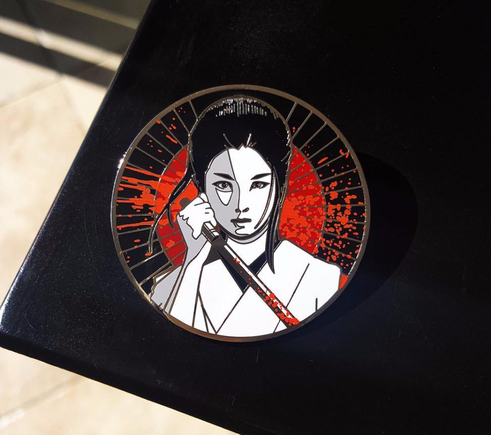 """Lady Snowblood"" Pin by Craig Drake - Hero Complex Gallery"