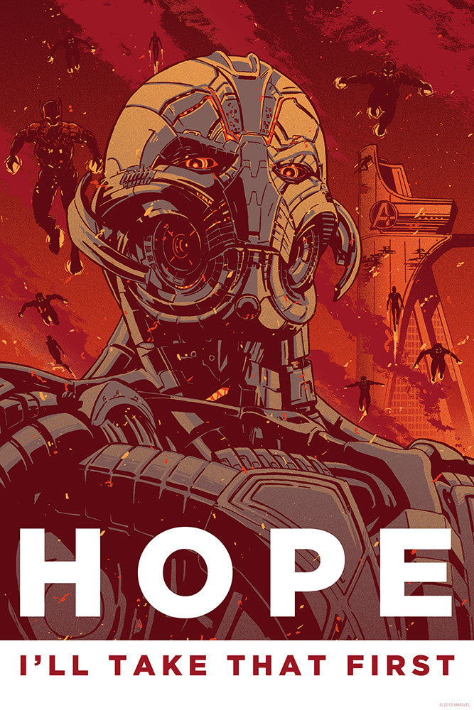 """Hope..."" by Laurie Greasley - Hero Complex Gallery"