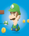 "Busted: ""Luigi"" by Florey - Hero Complex Gallery  - 1"