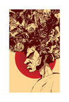"""AFRO"" by Luke Butland - Hero Complex Gallery"
