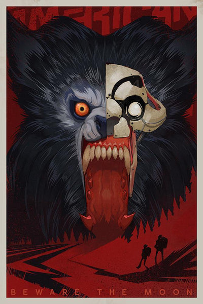 """Beast Inside"" by Luke Harrington - Hero Complex Gallery"
