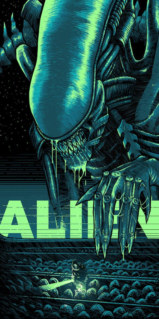 """Alien"" by Luke Preece"