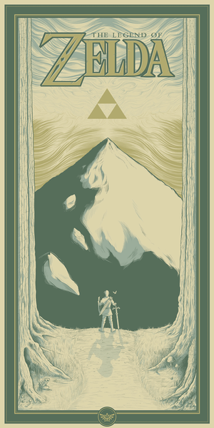 """The Legend of Zelda: Link"
