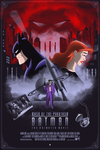 """Mask of the Phantasm"" by Marko Manev - Hero Complex Gallery"