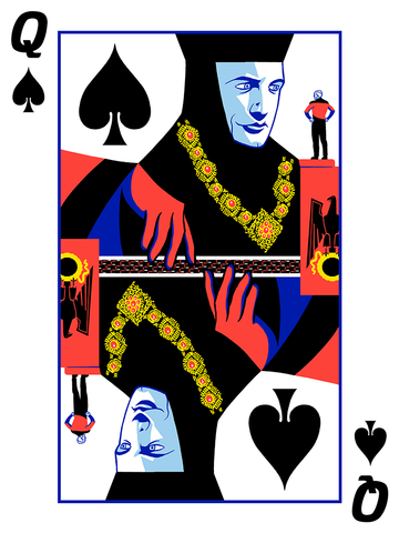 Queen of Spades: