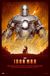 """Iron Man"" by Marko Manev - Hero Complex Gallery"