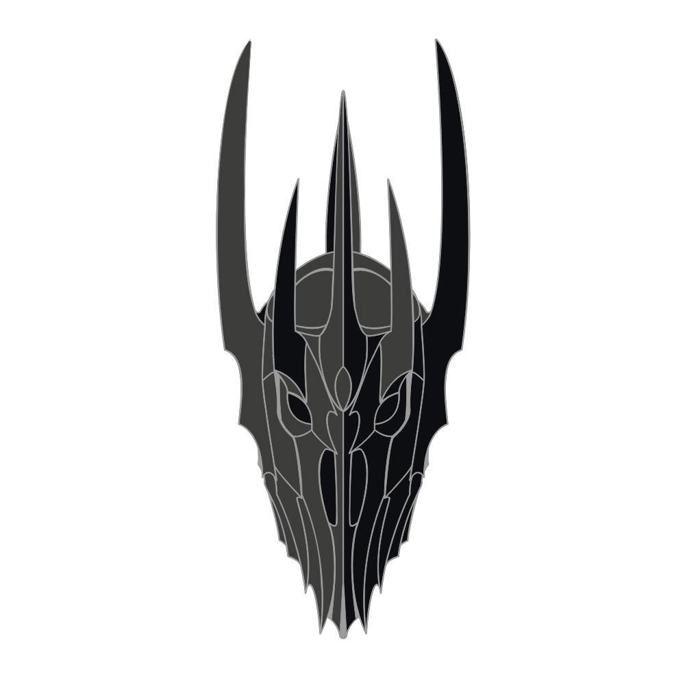 """Sauron"" Pin by Marko Manev - Hero Complex Gallery"