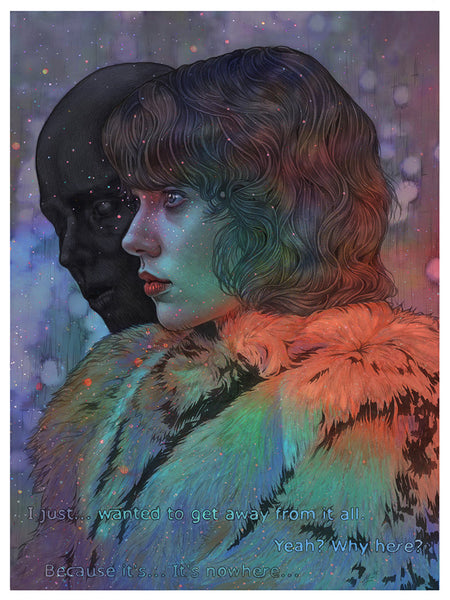 """Under the Skin"" by Martine Johanna - Hero Complex Gallery"