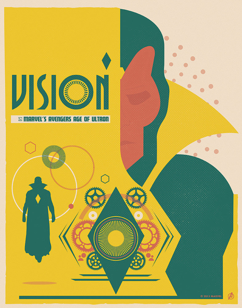 """Vision"" by Matt Needle - Hero Complex Gallery"