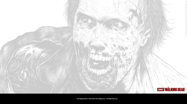 """Bloodlust Walker"" by Matthew Johnson - Hero Complex Gallery"