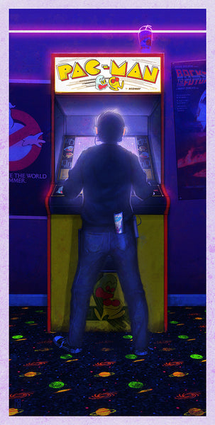 """High Score"" by Matthew Rabalais - Hero Complex Gallery"