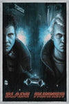 """Blade Runner"" Cool on METAL by Matthew Rabalais - Hero Complex Gallery"
