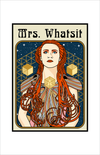 """Mrs. Whatsit"" by Meagan Hyland"