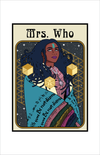 """Mrs. Who"" by Meagan Hyland"