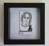 """Lennon Peace"" by Mike Bell $125.00 - SOLD OUT - Hero Complex Gallery"