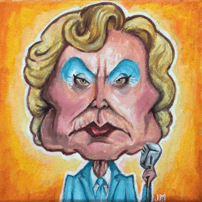 """Jessica Lange x 4"" Set by Jordan Monsell - Hero Complex Gallery  - 5"